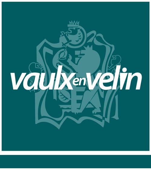 Logo de vaulx en velin
