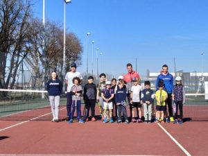 Tournoi orange 8-10 ans Meyzieu 2020